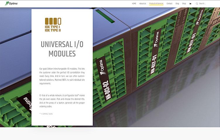 Universal I/Os