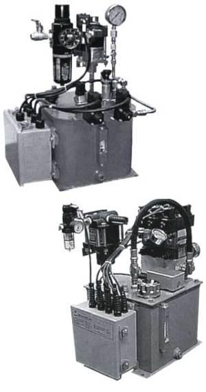 Optima USA > Hydraulic Pumps > OPPTA  PumpTank Unit