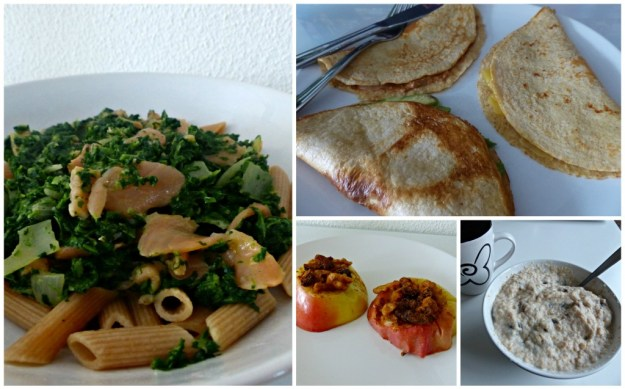 Collage my day in food 23