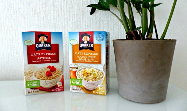 Quaker Express Oats