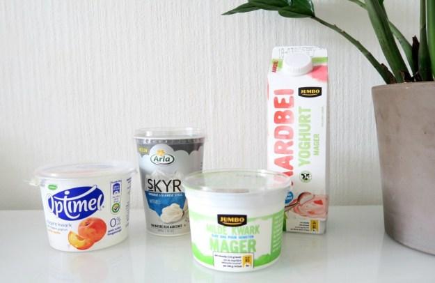Yoghurt en kwark