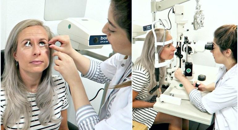 onderzoek voor ogen laseren