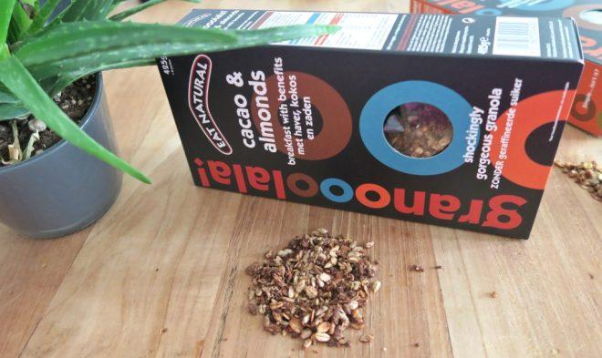 Cacao Almonds granola