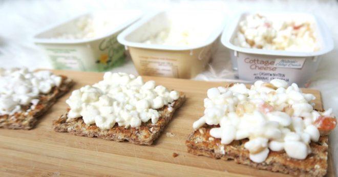 Cottage cheese albert heijn