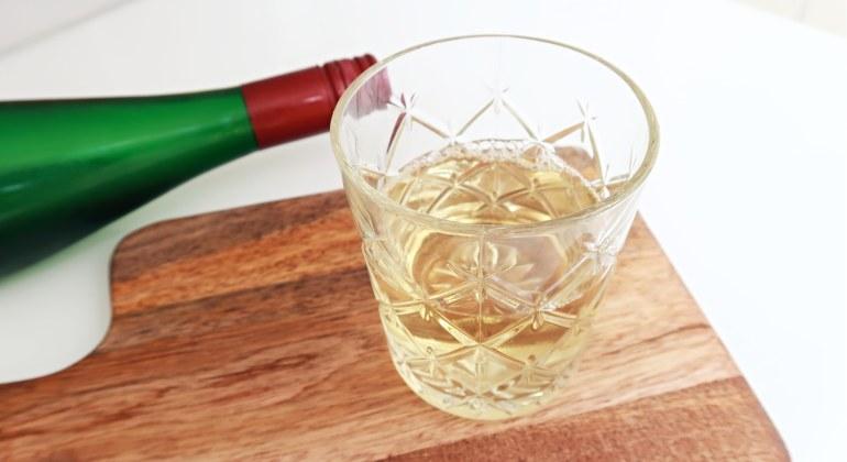 1 glas alcohol gezond