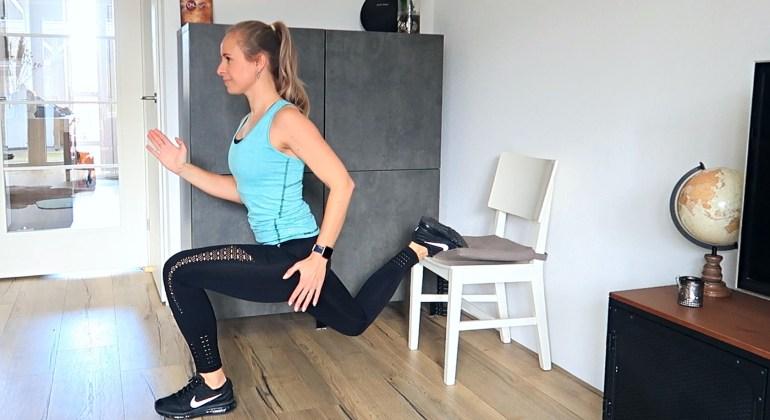 billen thuis workout