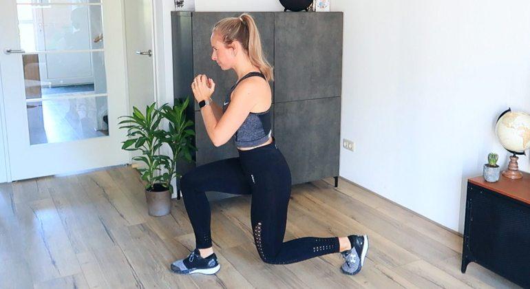 12 min thuis workout