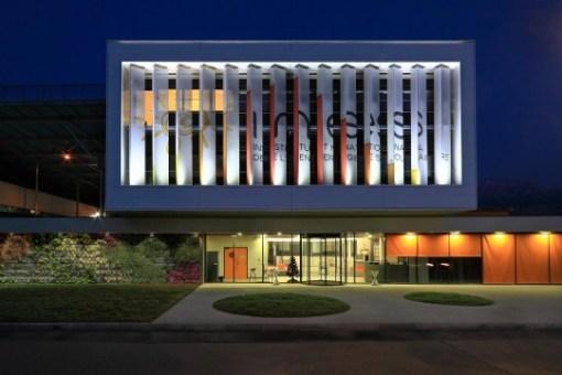 LE LYNX | BOURGET DU LAC| Construction Dalle Pleine & Dalle Alvéolaire | Bureaux