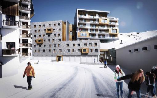 LE GRAN CAIRN | Construction Dalle Pleine – Prédalle | Logement