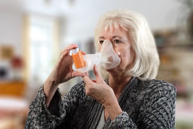 La nouvelle chambre d'inhalation stérilisable TipsHaler HospitHal par OptimHal