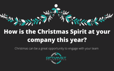 The importance of the Christmas Spirit at your company