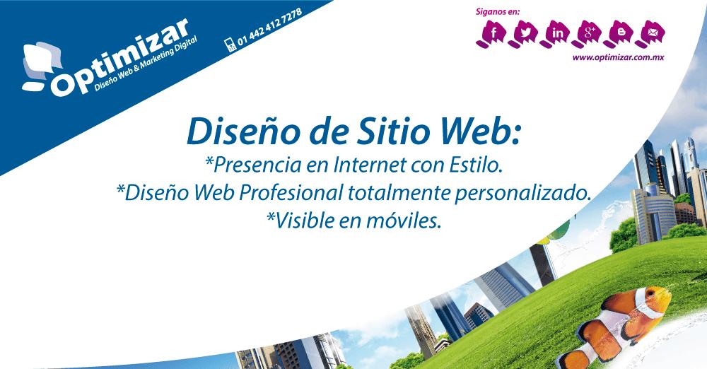 Diseños Web Profesional
