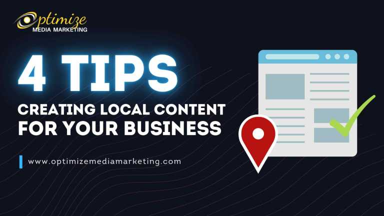 Creating Local Content For Your Business