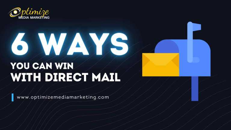 You Can Win With Direct Mail