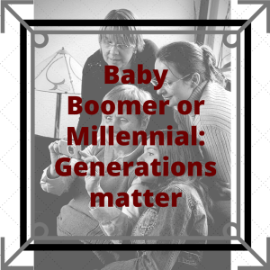 Marketing Mistake: Disregarding generations
