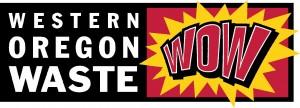 Western Oregon Waste logo