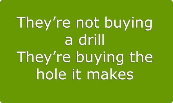 hole not drill