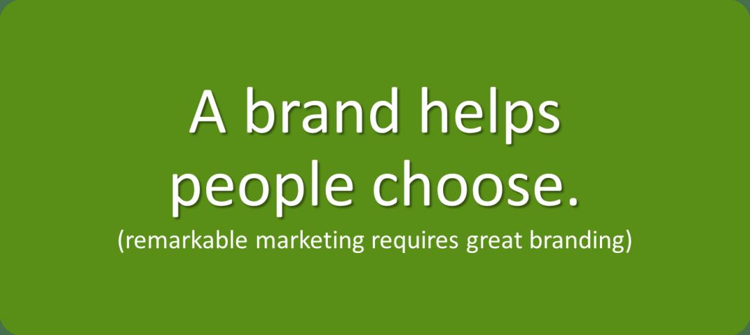 target audiences brand choice