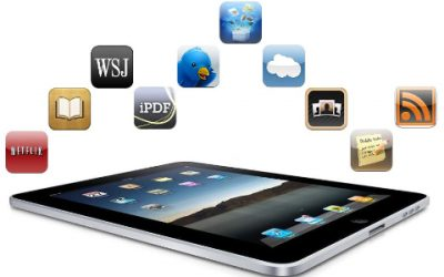 Favorite iPad apps for marketers