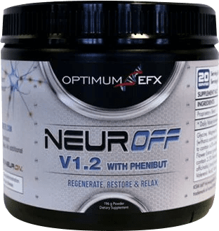 NEUROFF V1.2 with Phenibut