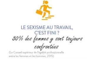 le-sexisme-au-travail