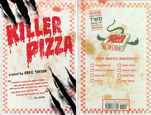 Killer Pizza, Greg Taylor, MGM