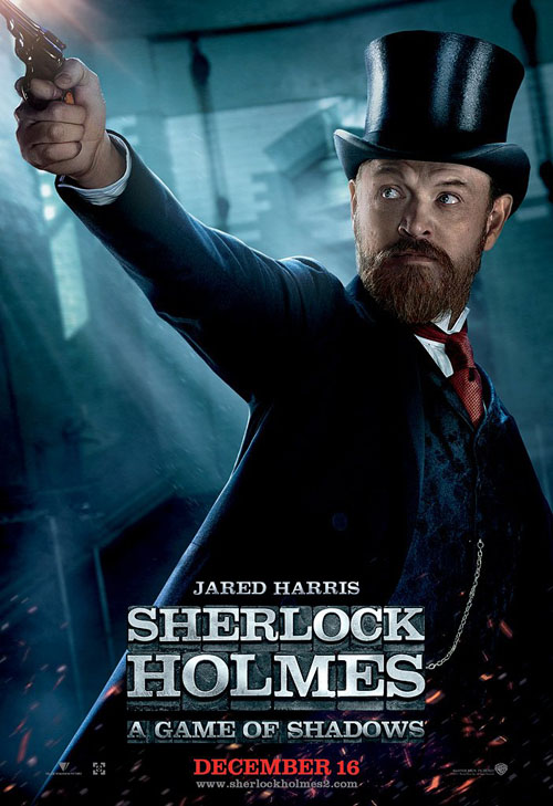 Jared Harris, Professor Moriarty, Sherlock Holmes: A Game of Shadows