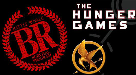 Battle Royale VS The Hunger Games - A Comparison