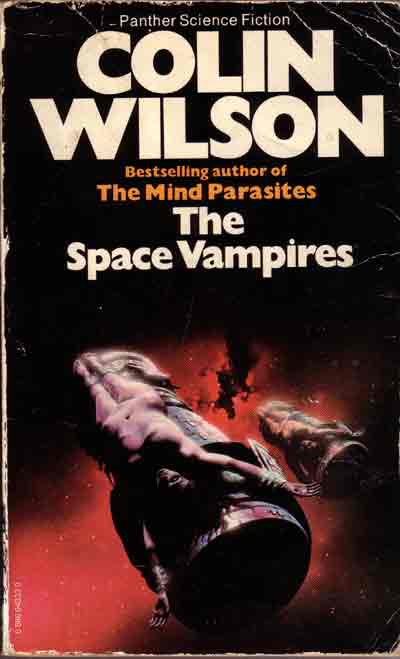 Space Vampires pb