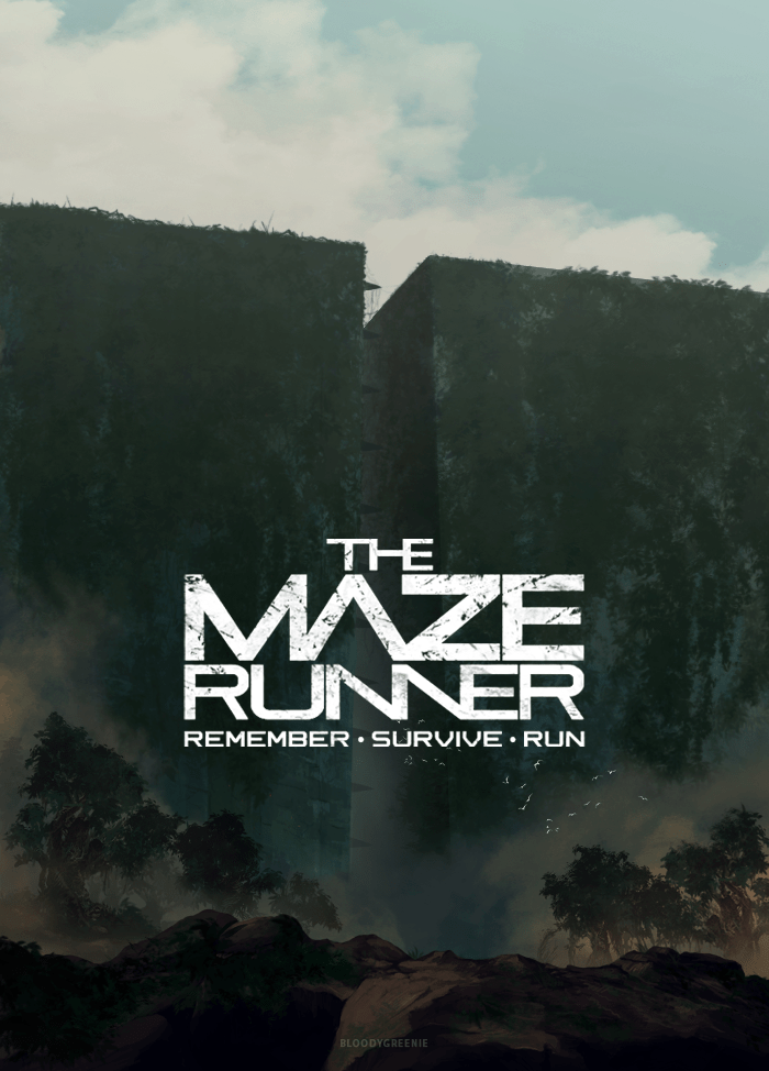 Image result for The Maze runner poster