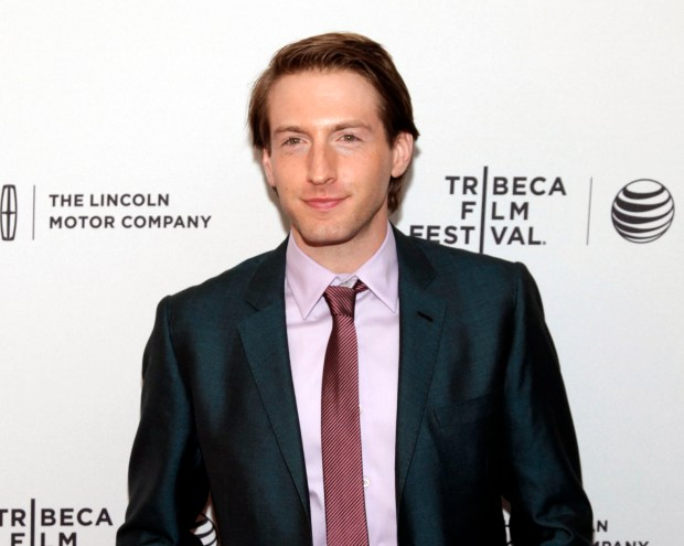 "FILE - In this April 24, 2014 file photo, actor Fran Kranz attends the premiere of ""Murder of a Cat"" at the 2014 Tribeca Film Festival in New York. Kranz will act opposite Al Pacino in ""China Doll"" this fall on  Broadway. (Photo by Andy Kropa/Invision/AP, File)"