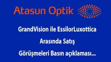 Photo of Atasun'dan satış görüşmeleri basın açıklaması