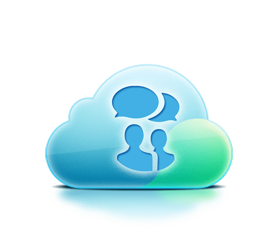 Call center in cloud