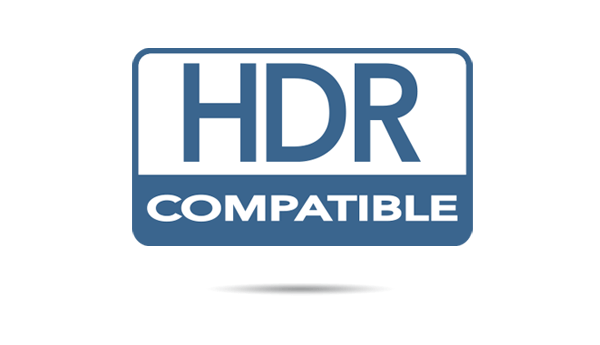 HDR compatible