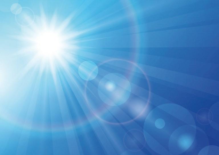 radiazioni luminose nocive