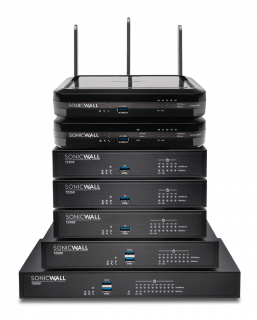 SonicWall TZ Series Stack
