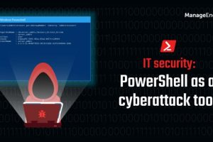 IT security: PowerShell as a cyberattack tool