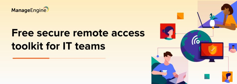 Introducing our free Secure Remote Access Toolkit for IT teams