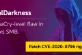 Microsoft issues KB4551762 to fix the SMBv3 Eternal Darkness flaw (CVE-2020-0796)