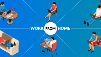 Remote work: Being productive in a pandemic