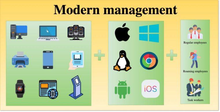 Anatomy of modern management