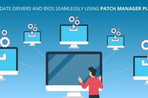 Patch Manager Plus now offers support for drivers and BIOS updates