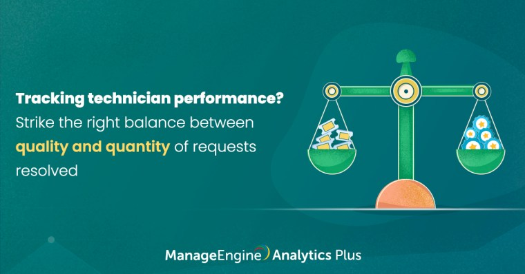 The right way to track technician performance