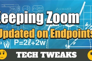 Tech Tweaks - How to Keep Zoom Updated On All of Your Endpoints (Even the Remote Ones!)