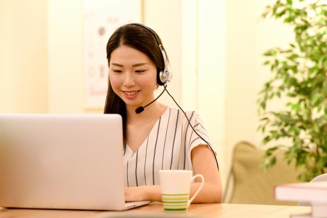 在宅勤務で電話業務が出来る仕組みとは? アイキャッチ画像