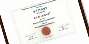 Nominacja do Pomorska Nagroda Rzemiosła
