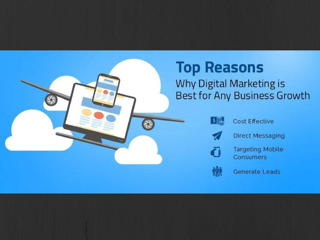 Digital Marketing Business