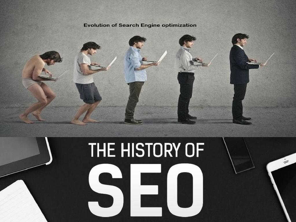 History of SEO