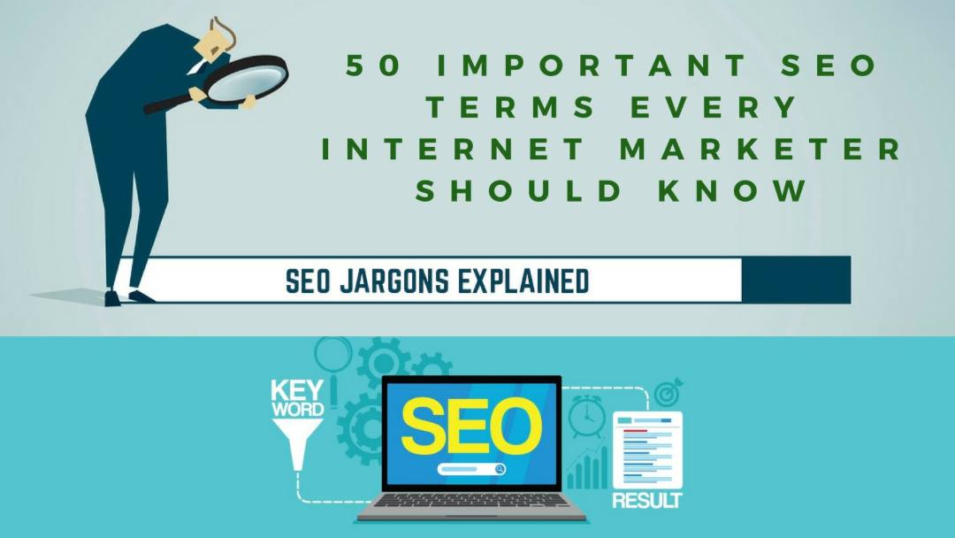 Important SEO Terms