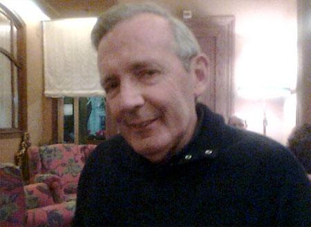 Foto de Antonio Petit Pérez, sacerdote, ex miembro del Opus Dei